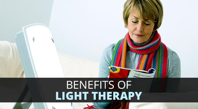 benefits of light therapy