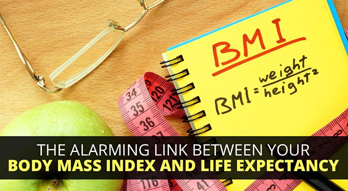 Body mass index and life expectancy