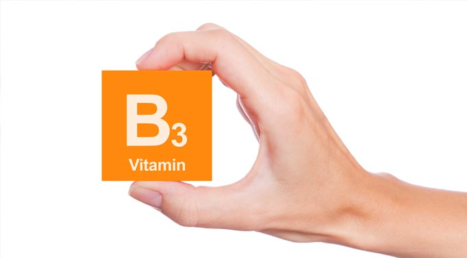 Niacin, also known as Vitamin B3, can be helpful in Chronic Fatigue Syndrome treatment