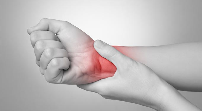 Pain can be caused by chronic inflammation