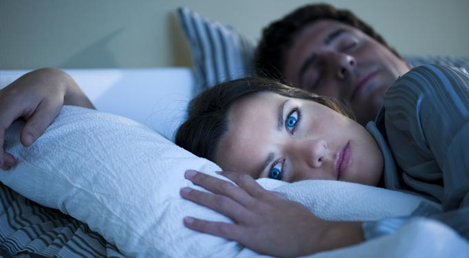 Chronic Tiredness is a common symptom of Adrenal Fatigue