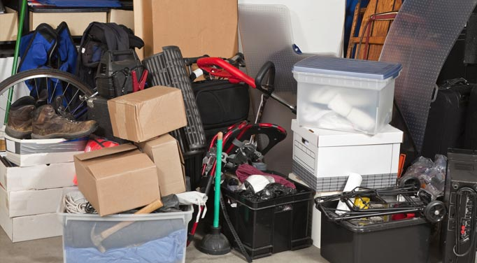 Compulsive hoarding disorder and stress