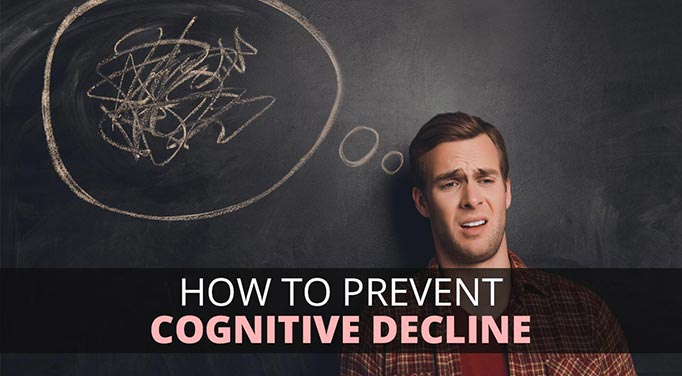 declining cognitive function