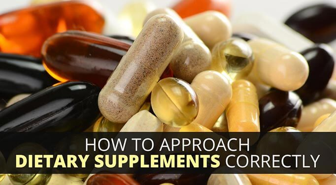 How to Take Dietary Supplements in Adrenal Fatigue