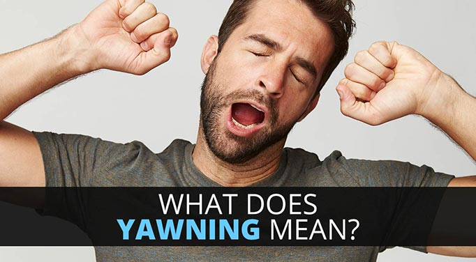 Excessive yawning
