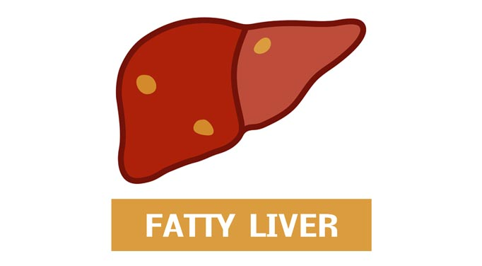 Fatty liver and thyroid disfunction can lead to many symptoms.