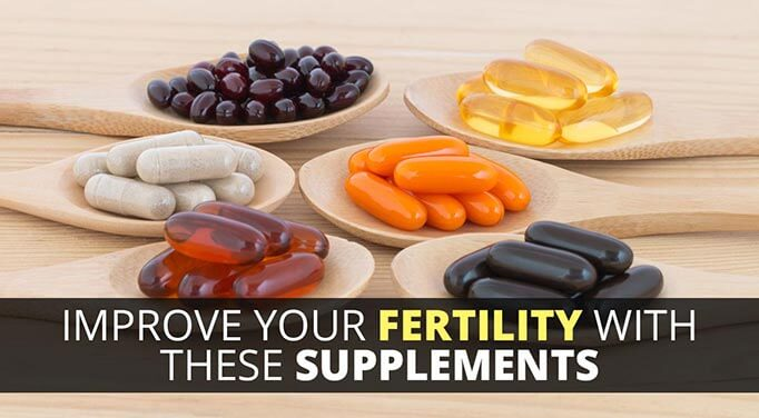 Having Trouble Conceiving? These Natural Fertility Supplements Could Help - Part 1