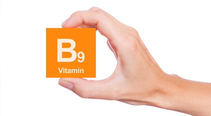 Folate supplements are mainly Vitamin B9