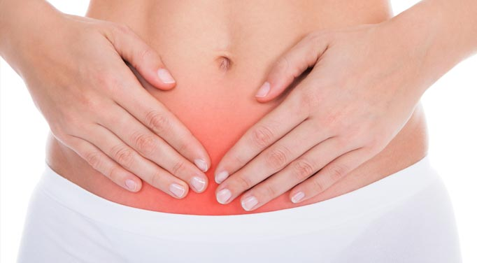 Stomach discomfort can be brought on by gastrointestinal disorders