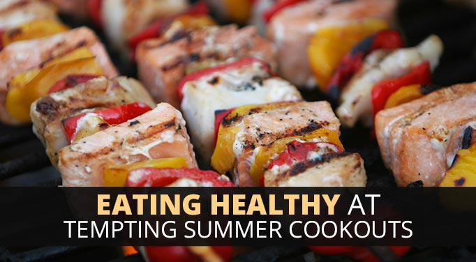 Healthy grilling