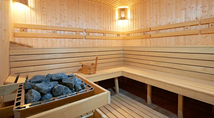 Sauna's are a great form of heat therapy to treat your adrenal fatigue/