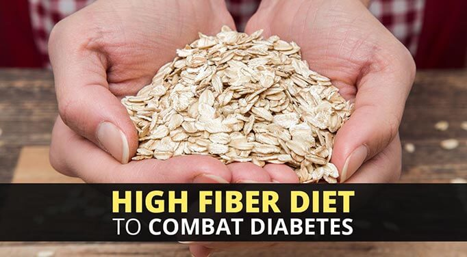 How Choosing a High Fiber Diet Can Help with Diabetes Management