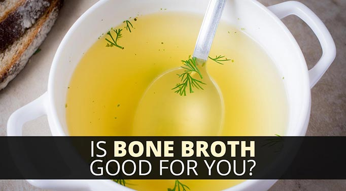 Is bone broth good for you? The answer is yes!