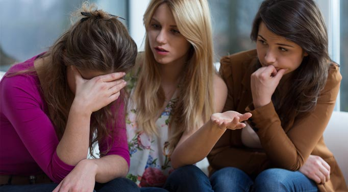 Is depression contagious among friends