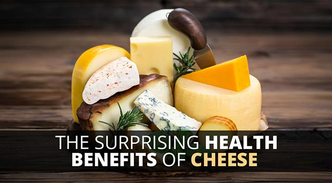 Nutritional benefits of cheese