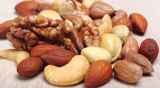 Nuts and blood sugar