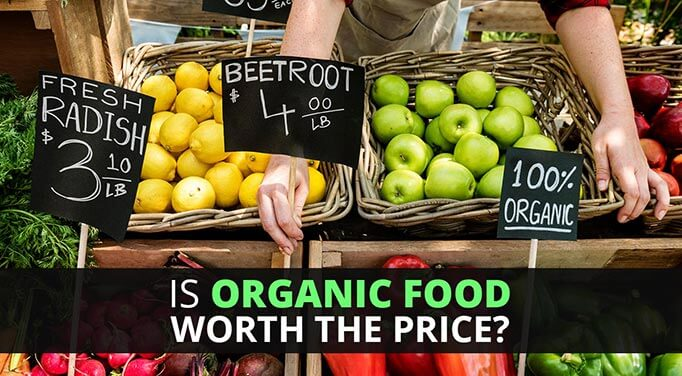 Conventional vs Organic Food: Is The Cost Worth It?