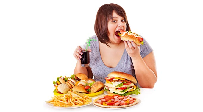 Overeating disorder