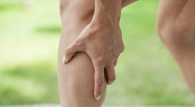 Weakness in muscles can be pain of unknown origin