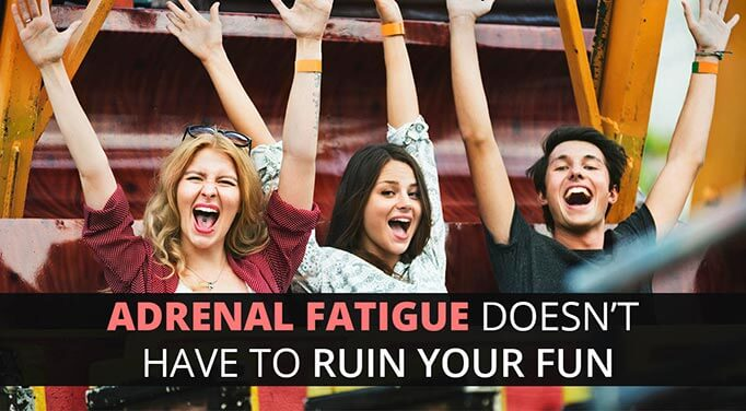 Preparing For Theme Parks with Adrenal Fatigue