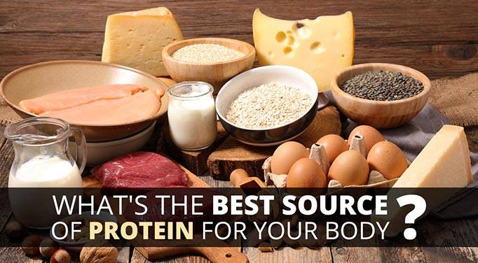 Protein per serving