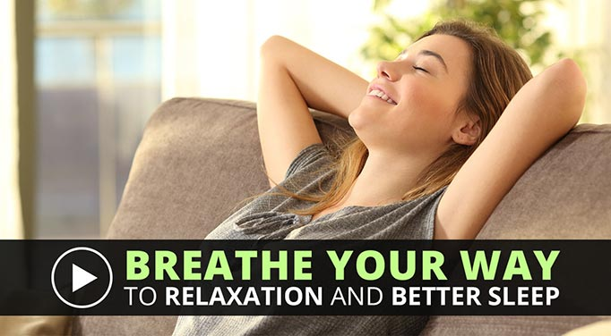 Relaxing Breathing
