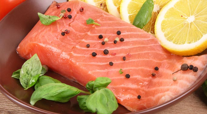 Tasty Salmon benefits