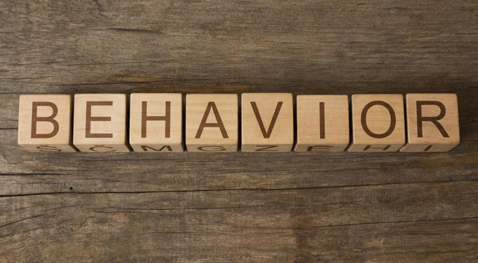 Shaping behavior