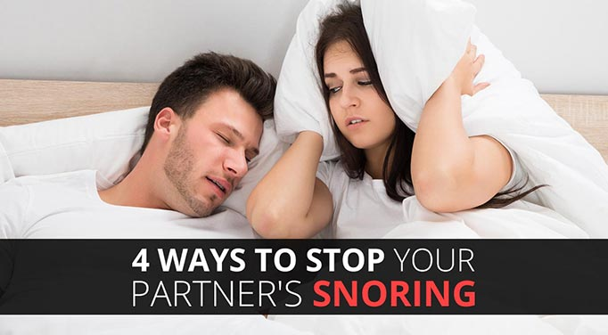 snoring cures