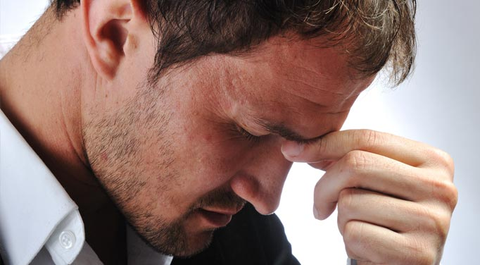 There are many symptoms of Adrenal Fatigue