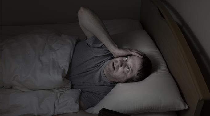 Why can't I sleep? What is chronic fatigue syndrome?