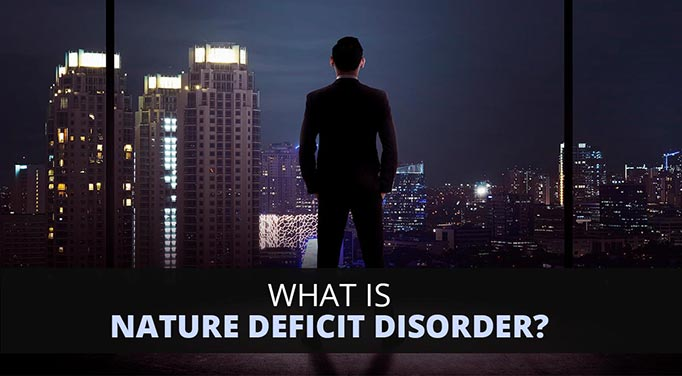 what is nature deficit disorder