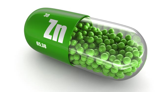 Zinc rich foods are a helpful supplement for adrenal fatigue