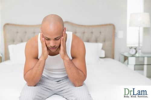 Adrenal Fatigue can affect the biological rhythm of your body, leading to chemical imbalances