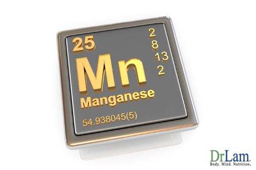 essential nutrient elements include manganese