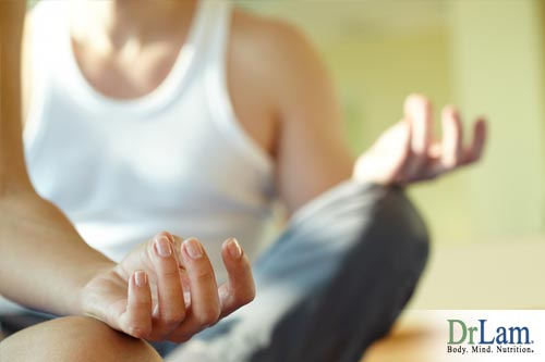 Meditation can be an important tool in restoring adrenal health