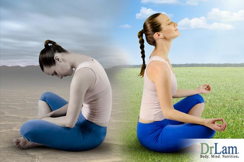 Meditation and adrenal insufficiency symptoms