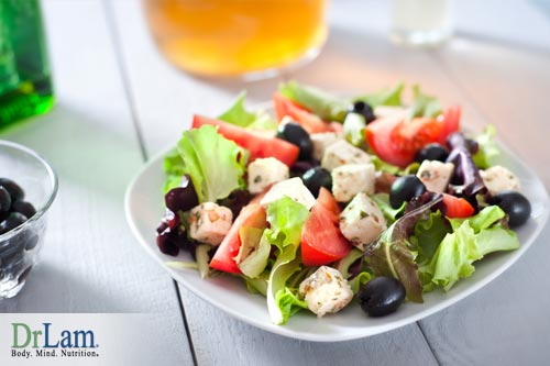 Andropause symptoms and the Mediterranean Diet