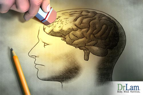 Foggy thinking and memory loss can also be counted among the symptoms of adrenal gland disorders