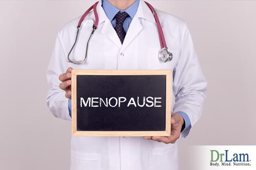 Progesterone cream and menopause
