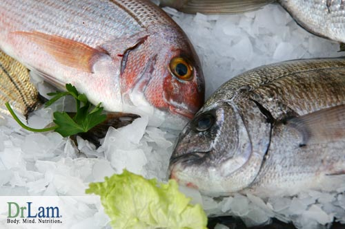 EDTA chelation lowers mercury from fish