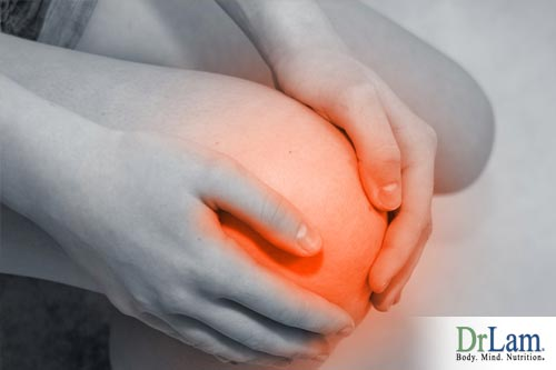 Inflammation can be reduced by using natural joint pain relief