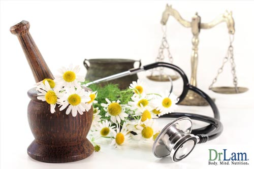 Natural Medicine and Conventional Medicine