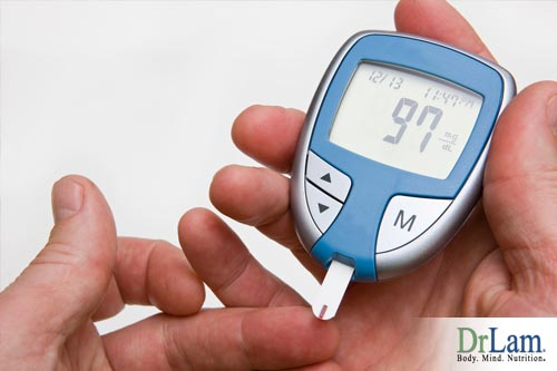 Normal blood sugar and aging
