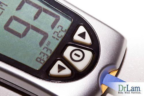Control your blood sugar to understand what causes fatigue/
