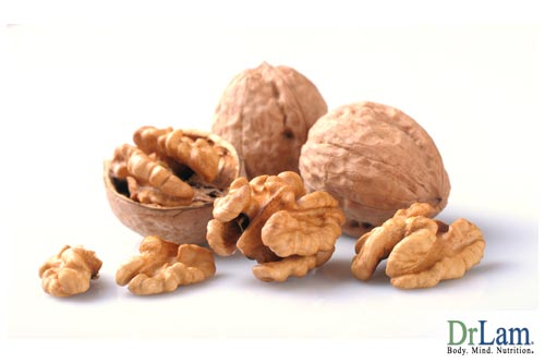 Some nuts contain omega-3 fatty acids and are an excellent choice of food for Adrenal Fatigue