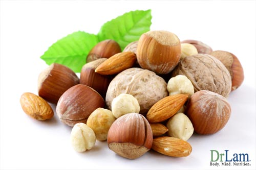 Eating nuts at night can help with insomnia and Adrenal Fatigue.