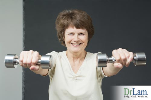 Vitamin D can help slow down muscle loss with age