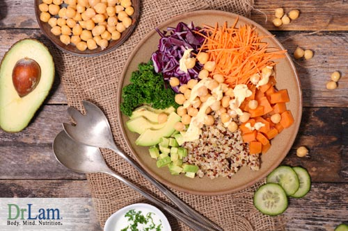 resolving inflammation with the foods you eat