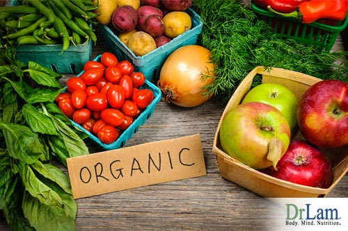 Organic food hype may be truth
